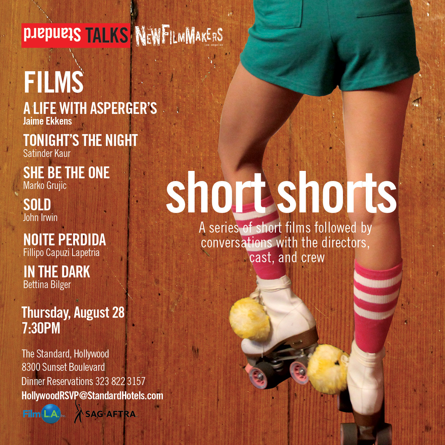 Short Shorts Square Flyer 08-24-14