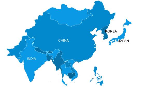 May 2015 Asia