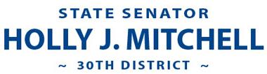 Senator Holly Mitchell