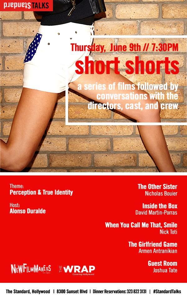 Short Shorts June 2016