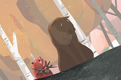 Dam! The Story of Kit the Beaver Thumbnail