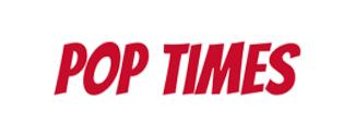 Pop Times Press Logo