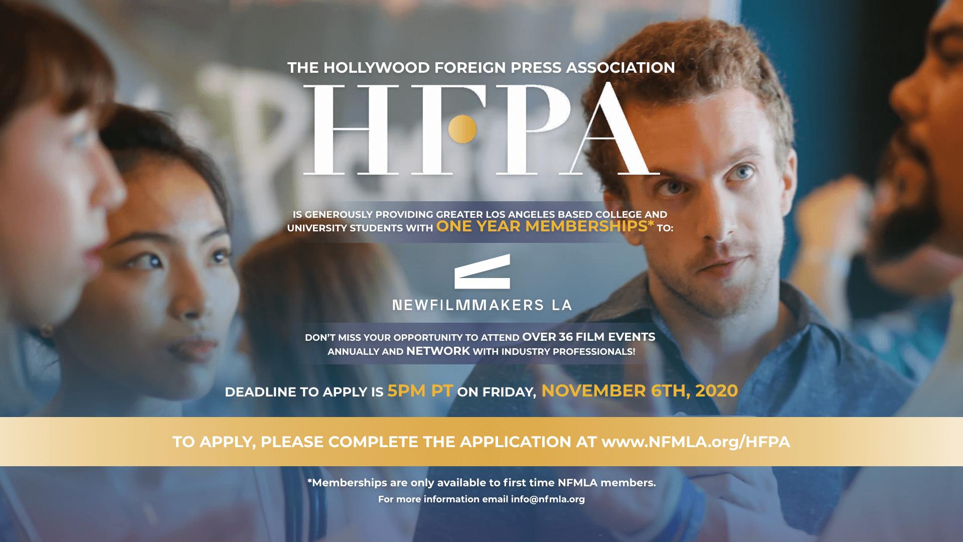 HFPA Membership