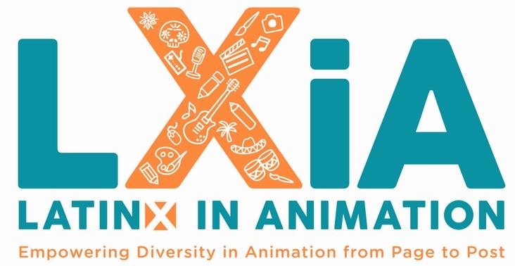 LatinX Animation Logo