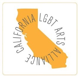 Cali LGBT Arts Alliance Logo