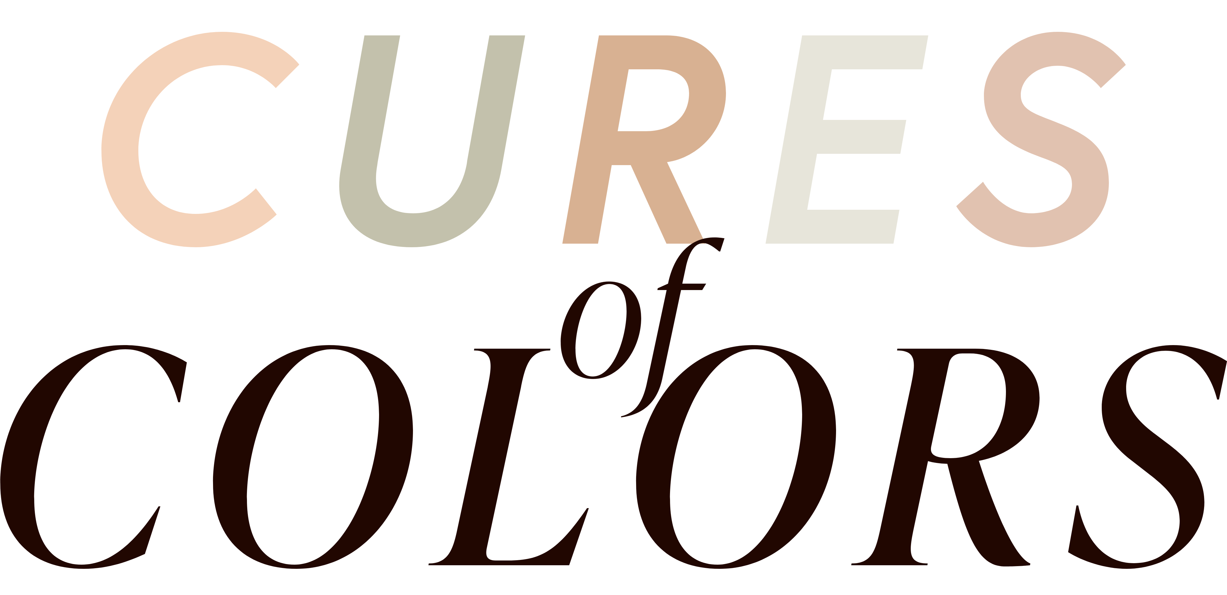 Cures of Colors Logo